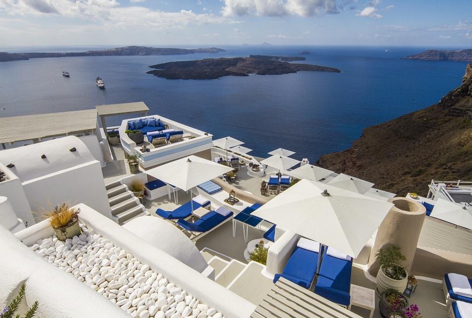 Greece Boutique Hotels Santorini